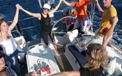 Boat Experience Barcelona | Unique experiences on the sea | Port of Barcelona